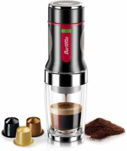 Portable Coffee Maker Barsetto Espresso Coffee Machine