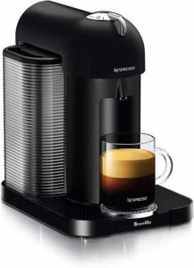 The Nespresso Vertuo Coffee and Espresso Machine